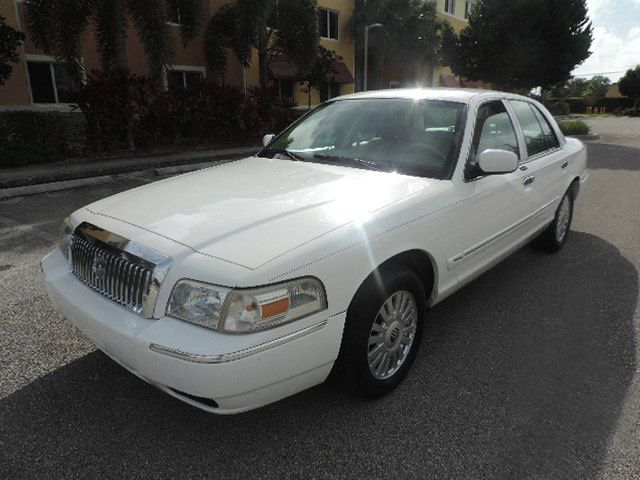 2007 mercury grand marquis ls 4dr sedan for sale in. Black Bedroom Furniture Sets. Home Design Ideas
