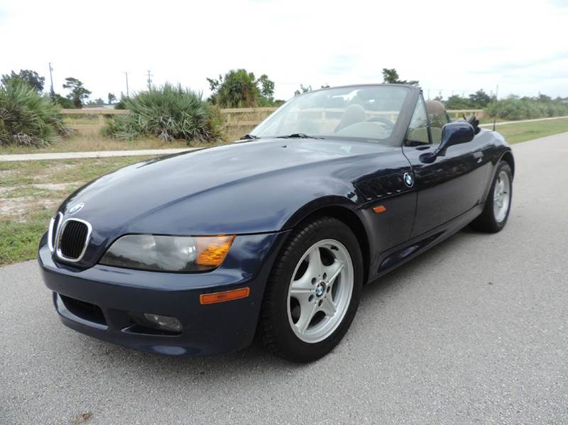 1997 bmw z3 1 9 2dr convertible in pompano beach fl goval auto sales. Black Bedroom Furniture Sets. Home Design Ideas
