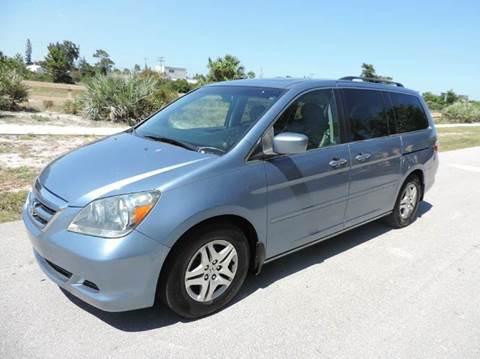2007 Honda Odyssey