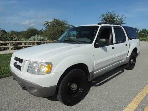 2003 Ford Explorer Sport Trac for sale in Pompano Beach, FL