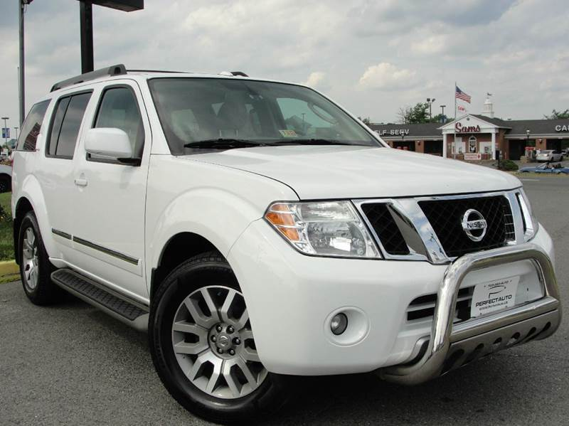 2010 nissan pathfinder le 4x4 4dr suv in manassas va. Black Bedroom Furniture Sets. Home Design Ideas