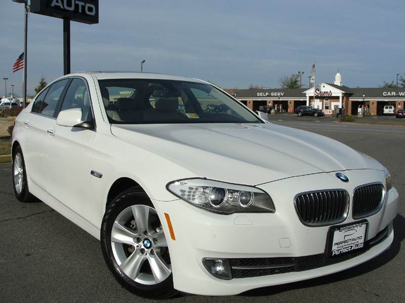 2013 bmw 5 series 528i xdrive awd 4dr sedan in manassas va perfect auto. Black Bedroom Furniture Sets. Home Design Ideas