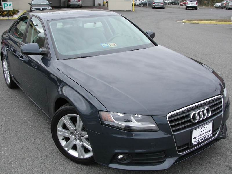 2010 audi a4 2 0t premium 4dr sedan in manassas va. Black Bedroom Furniture Sets. Home Design Ideas