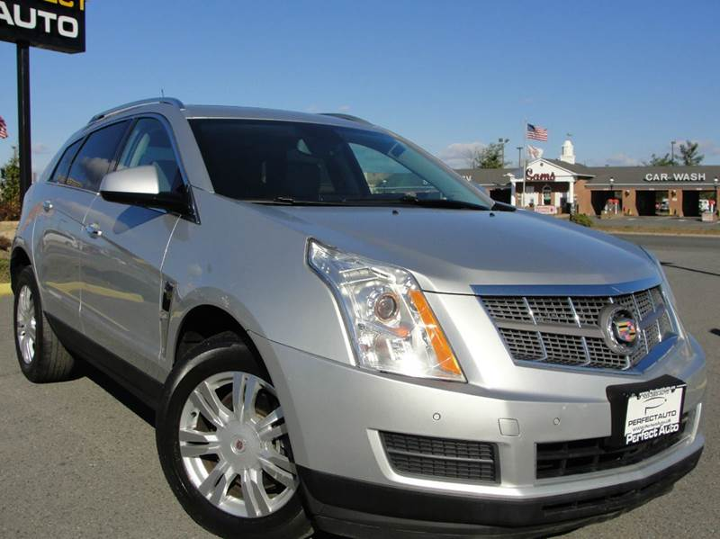 2010 cadillac srx luxury collection awd 4dr suv in manassas va perfect auto. Black Bedroom Furniture Sets. Home Design Ideas