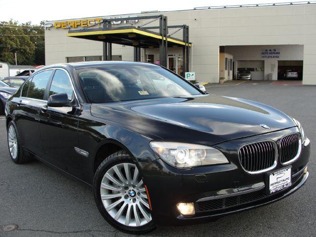2011 BMW 7 Series