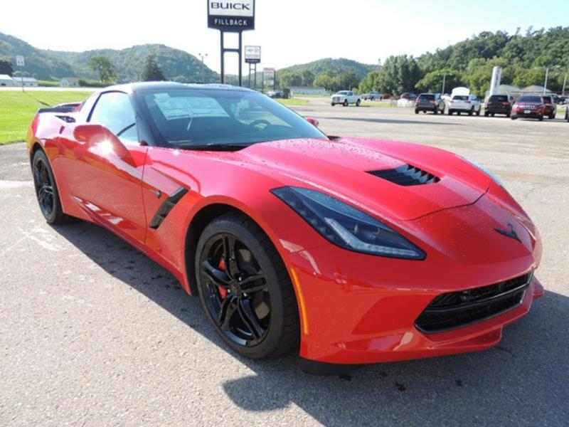 2017 Chevrolet Corvette For Sale in Wisconsin ...