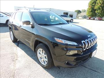 2017 Jeep Cherokee for sale in Boscobel, WI