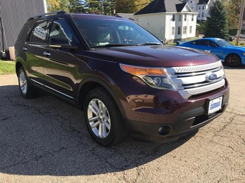 2011 Ford Explorer for sale in Boscobel, WI