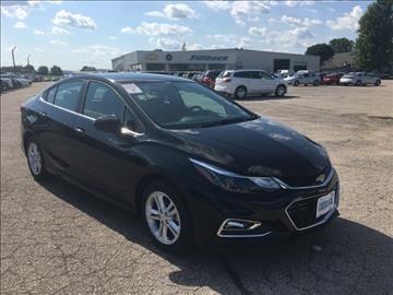 2017 Chevrolet Cruze for sale in Boscobel, WI