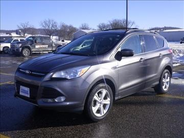 2013 Ford Escape For Sale Wisconsin Carsforsale Com