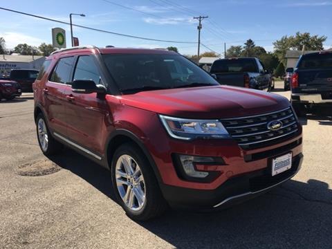 2017 Ford Explorer for sale in Boscobel, WI