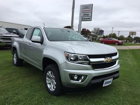 2018 Chevrolet Colorado for sale in Boscobel, WI
