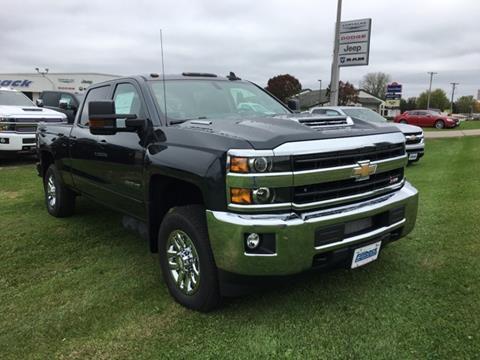 2018 Chevrolet Silverado 2500HD for sale in Boscobel, WI