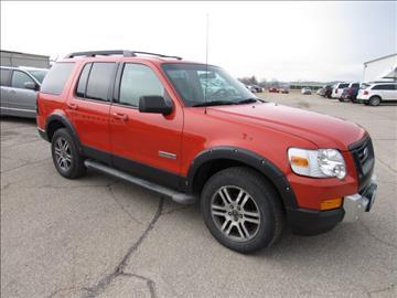 2007 Ford Explorer for sale in Boscobel, WI