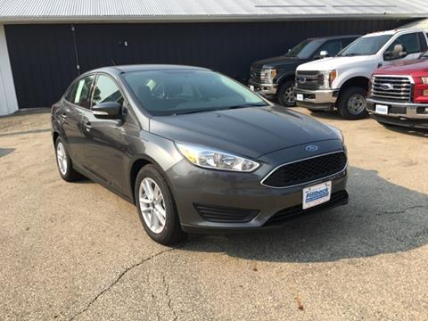 2017 Ford Focus for sale in Boscobel, WI