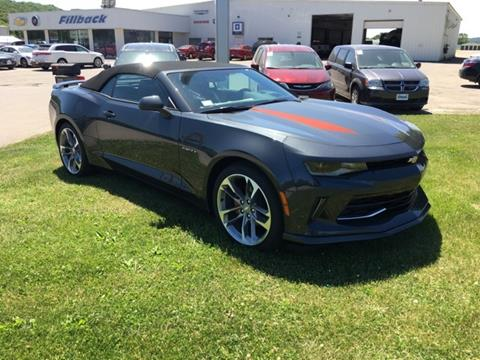 New Chevrolet Camaro For Sale In Wisconsin Carsforsale Com