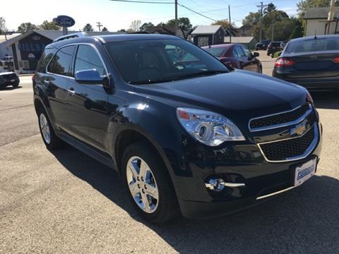 2015 Chevrolet Equinox for sale in Boscobel, WI