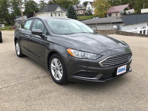 2018 Ford Fusion for sale in Boscobel, WI