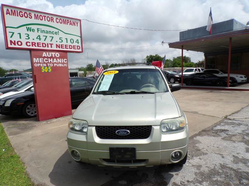 2005 Ford Escape Limited 4dr SUV - Pasadena TX