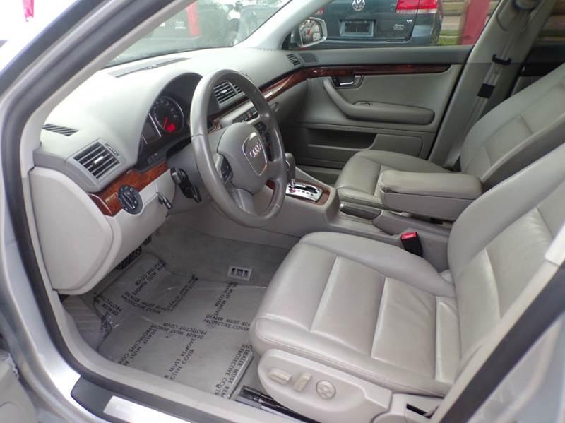 2007 Audi A4 2.0T quattro AWD 4dr Sedan (2L I4 6A) - Pasadena TX