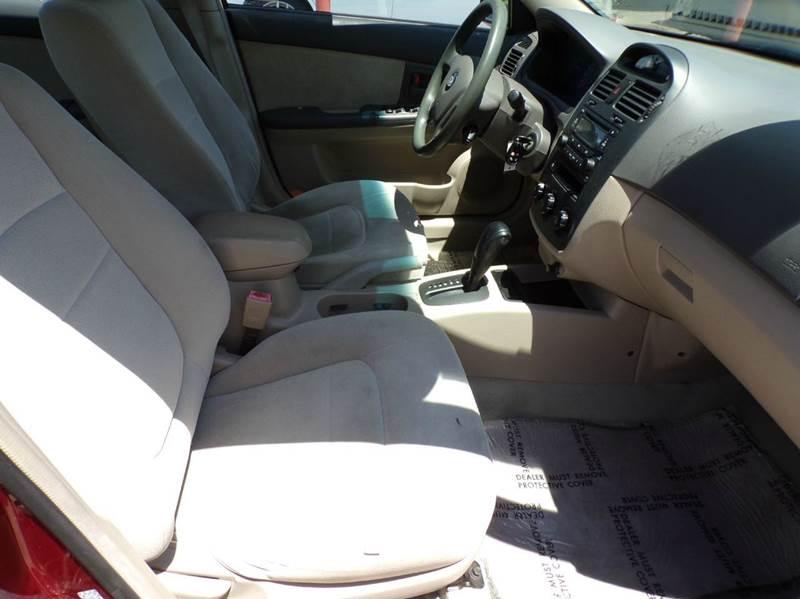 2005 Kia Spectra EX 4dr Sedan - Pasadena TX