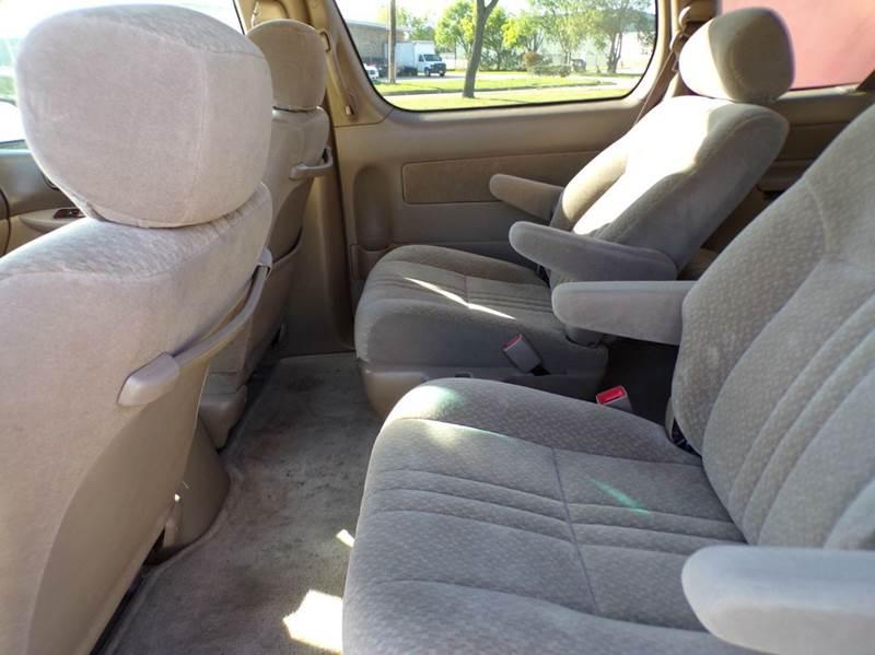 2003 Toyota Sienna 4dr CE Mini-Van - Pasadena TX