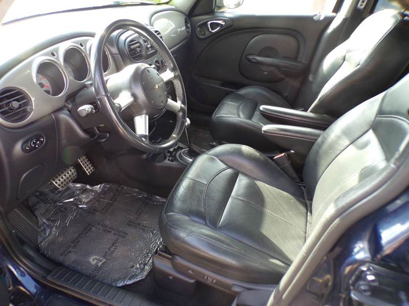 2004 Chrysler PT Cruiser 4dr GT Turbo Wagon - Pasadena TX