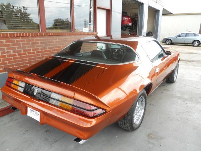 1979 Chevrolet Camaro Berlinetta Trim - Pasadena TX