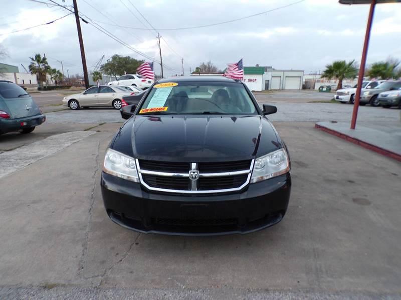2008 Dodge Avenger SXT 4dr Sedan - Pasadena TX