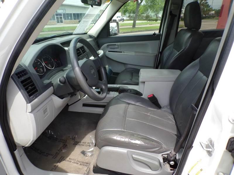 2008 Jeep Liberty 4x2 Sport 4dr SUV - Pasadena TX