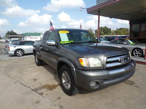 2003 Toyota Tundra for sale in Pasadena, TX
