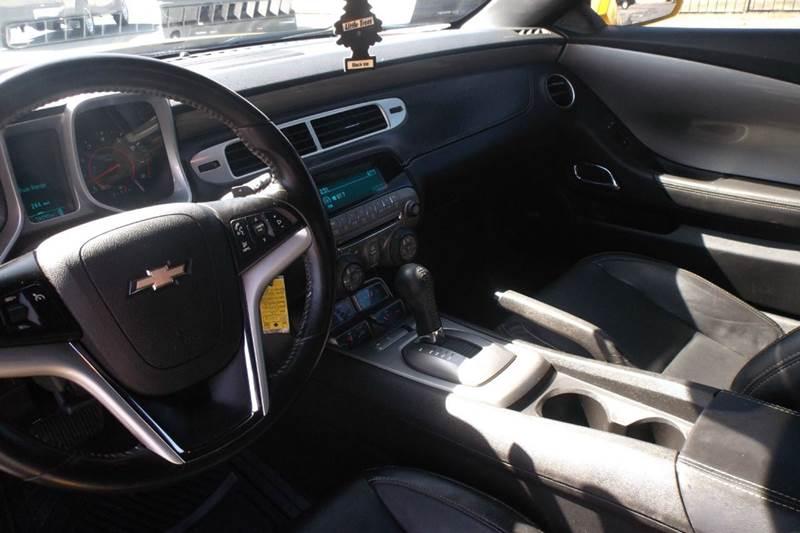 2012 Chevrolet Camaro LT 2dr Convertible w/2LT - Chanute KS