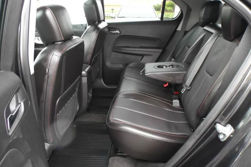 2012 Chevrolet Equinox LTZ 4dr SUV - Chanute KS