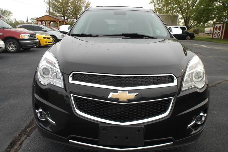 2012 Chevrolet Equinox LTZ 4dr SUV - Chanute KS