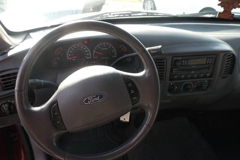 2003 Ford F-150 4dr SuperCrew XLT Rwd Styleside SB - Chanute KS