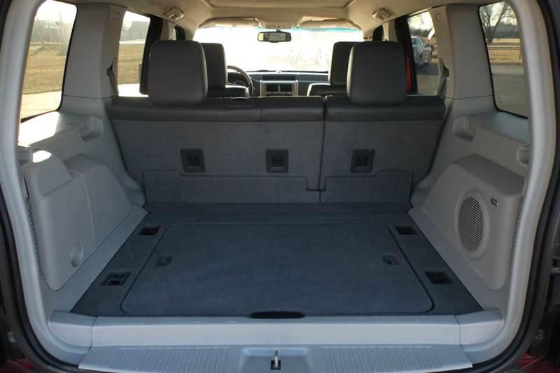 2008 Jeep Liberty 4x2 Limited 4dr SUV - Chanute KS