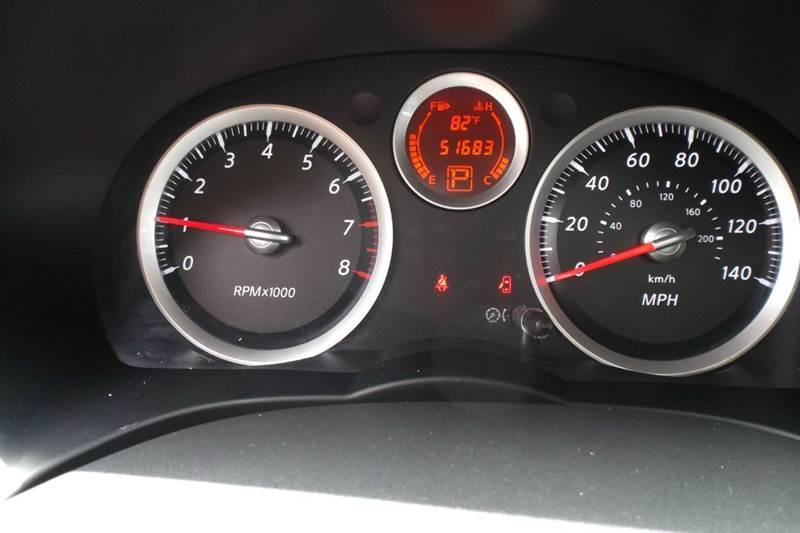 2011 Nissan Sentra 2.0 SL 4dr Sedan - Chanute KS