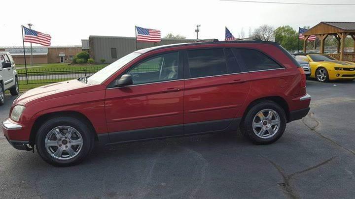 2004 Chrysler Pacifica AWD 4dr Wagon - Chanute KS