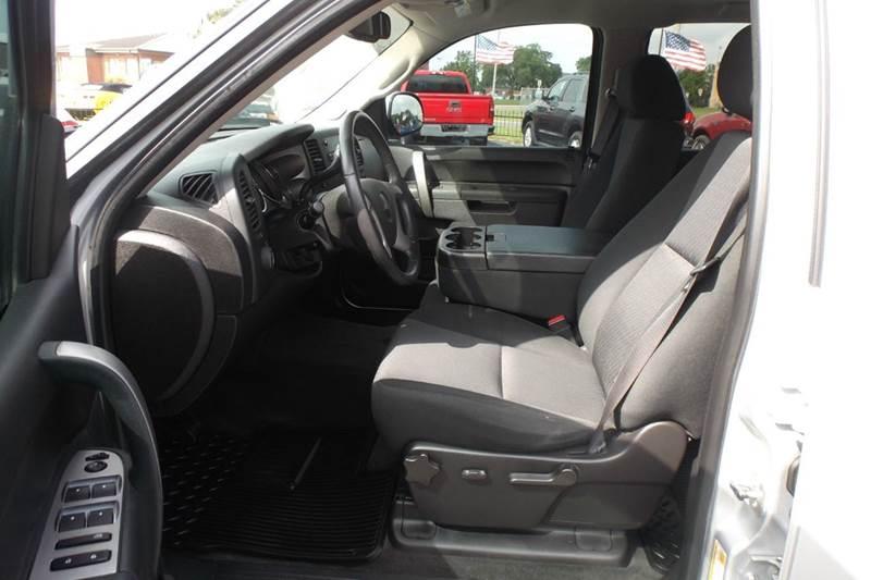 2012 GMC Sierra 1500 4x4 SLE 4dr Crew Cab 5.8 ft. SB - Chanute KS