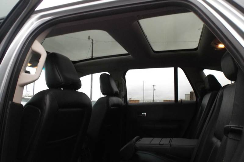 2007 Ford Edge SEL 4dr SUV - Chanute KS
