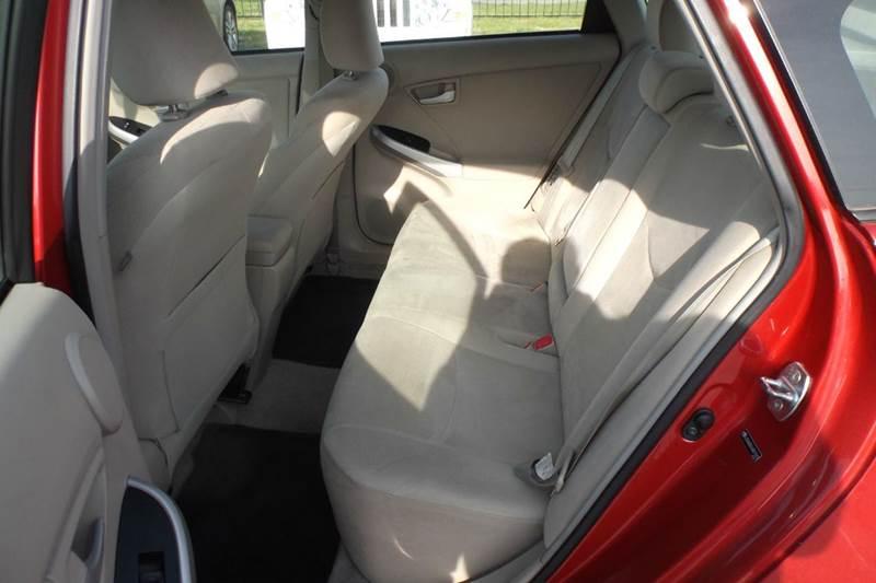 2010 Toyota Prius III 4dr Hatchback - Chanute KS