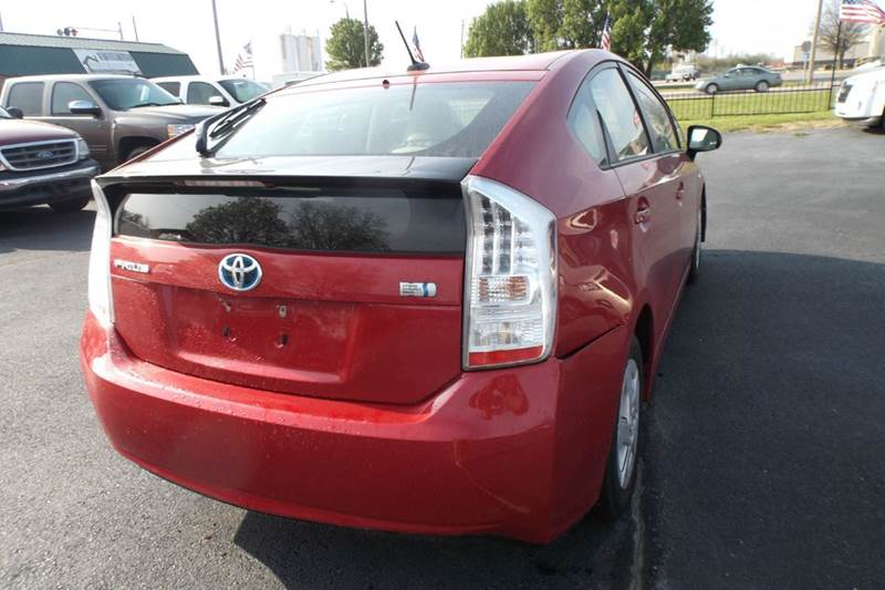 2010 Toyota Prius III 4dr Hatchback - Chanute KS