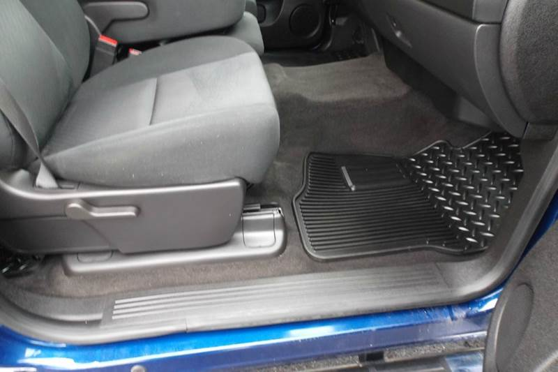 2012 Chevrolet Silverado 1500 4x4 LT 4dr Crew Cab 5.8 ft. SB - Chanute KS