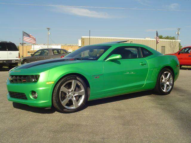 2011 chevrolet camaro 2ss rs in chanute ks cars r us. Black Bedroom Furniture Sets. Home Design Ideas