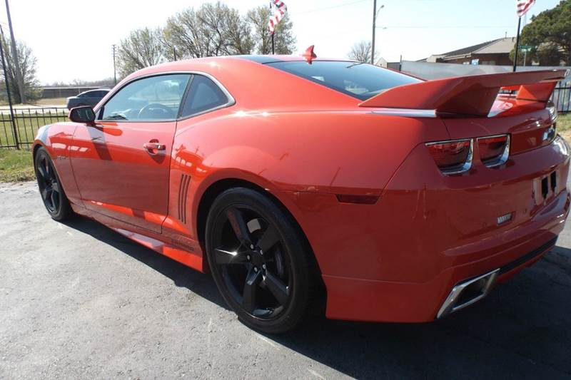 2012 Chevrolet Camaro SS 2dr Coupe w/2SS - Chanute KS