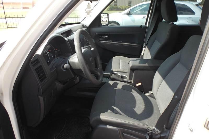 2009 Jeep Liberty 4x2 Sport 4dr SUV - Chanute KS