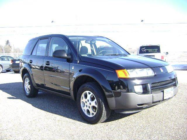 2003 Saturn Vue Awd 4dr Suv V6 In Elk River Mn Country