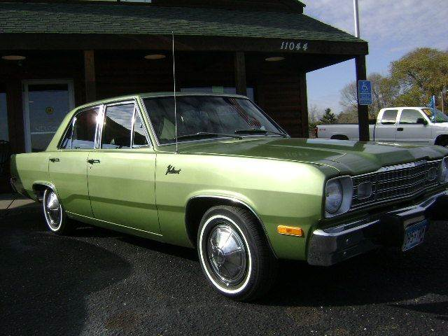 1973 plymouth valiant in elk river mn country side car sales. Black Bedroom Furniture Sets. Home Design Ideas