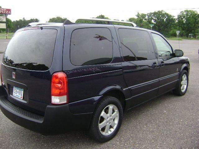 2005 saturn relay 3 4dr mini van in elk river mn country. Black Bedroom Furniture Sets. Home Design Ideas