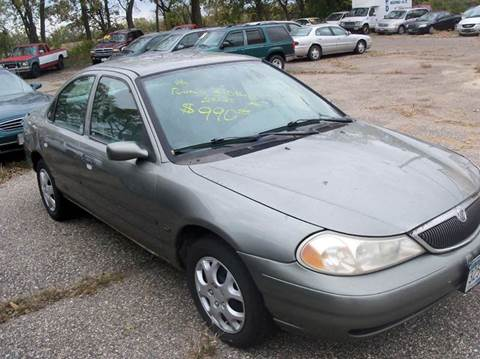 1999 Mercury Mystique for sale in Elk River, MN